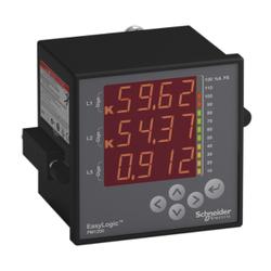 Schneider Electric - SCHNEİDER ELECTRİC GÜÇ ÖLÇER ENERJİ VE TALEP İLE PM1000 HABERLEŞME YOK 3606480286742