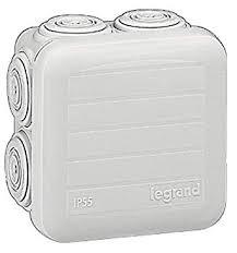 Legrand - LEGRAND PLEXO BUAT KARE IP55 65X65X40 MM 3245060920050