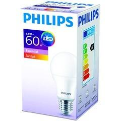 Philips - PHİLİPS ESS LEDBULB 8.5-60W E27 2700K 230V TR 929001313587 8718696770085