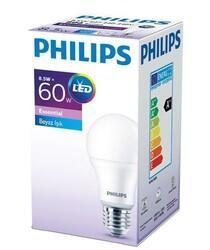 Philips - PHİLİPS ESS LEDBULB 8.5-60W E27 6500K 230V TR 929001365383 8718696770108