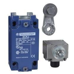 Schneider Electric - SCHNEİDER ELECTRİC HAREKETLİ KOLLU PLASTİK MAKARALI NİHAYET ŞALTERİ 3389110645811