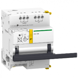 Schneider Electric - SCHNEİDER ELECTRİC İC60 3P-4P İÇİN ARA 4 PROG OTOMATİK KAPAMA MODÜLÜ YARD 3606480097997
