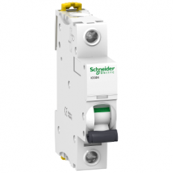 Schneider Electric - SCHNEİDER ELECTRİC 1X6A 10KA C TİPİ İC60H OTOMAT 3606480081958