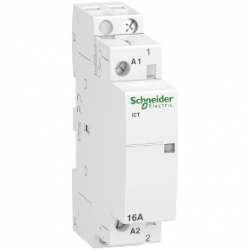 Schneider Electric - SCHNEİDER ELECTRİC İCT 16A 1P 1NA 230V KONTAKTÖR 3606480088643