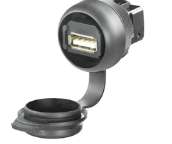 Weidmüller - WEİDMÜLLER IE-FCM-USB-A FRONTCOM MICRO USB COUPLING, TYPE A 4032248730094