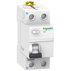 Schneider Electric - SCHNEİDER ELECTRİC İID K TOPRAK KAÇAĞI KORUMA 2P 40A 30MA AC TİP 13606480088190