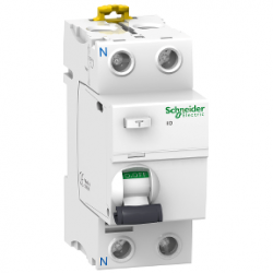 Schneider Electric - SCHNEİDER ELECTRİC İID TOPRAK KAÇAĞI KORUMA 2P 40A 30MA SI TİP 3606480089558