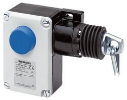 Siemens - SİEMENS İPLİ ACİL DURUM ŞALTER METAL GÖVDE 50 METRE İPLİ 4011209576056