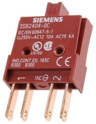 Siemens - SİEMENS KONTAK BLOĞU 1Ö 1 NC 16MM 4011209028364