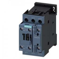 Siemens - SİEMENS 4KW 9A 220VAC 1NO+1NC SIRIUS KONTAKTÖR VİDA BAĞLANTILI 4011209831278