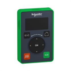 Schneider Electric - SCHNEİDER ELECTRİC PLAİN TEXT DİSPLAY TERMİNAL 128 X 64 PİXELS IP21 3606480702228