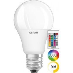 OSRAM KUMANDALI LED RGB LAMBA 2700K SARI IŞIK 4058075091023 - Thumbnail