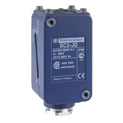 Schneider Electric - SCHNEİDER ELECTRİC LİMİT ANAHTARI GÖVDESİ ZC2J - TAKILABİLİR - EKRANSIZ - 2K/A 3389110325447