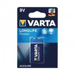 Varta - VARTA PİL LONGLIFE POWER 9 V 4008496559862