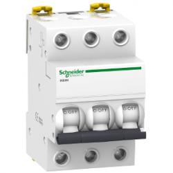 Schneider Electric - SCHNEİDER ELECTRİC 3X16A 6KA C TİPİ İK60N OTOMAT 3606480087011