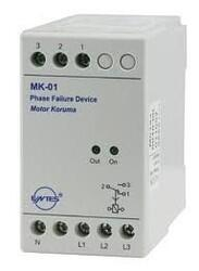 Entes - ENTES MK-01 220VAC T/İ MOTOR KORUMA ROLESİ M0143 8699421404614