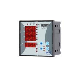 Entes - ENTES ELEKTRONİK MULTİMETRE EPM-04CS 96X96 220VAC M1198 8699421406717