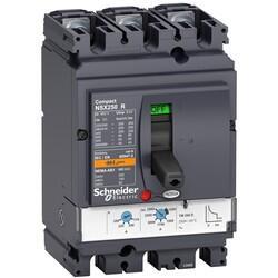 Schneider Electric - SCHNEİDER ELECTRİC NSX160 R TM 125D 45KA 690V 3P 3606480479816