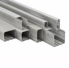 Schneider Electric - SCHNEİDER ELECTRİC PKS LİNE SLOTLU KABLO KANALI 25X25MM PVC GRİ 2M 8698150251251