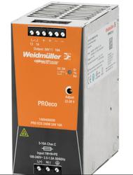 Weidmüller - PRO ECO 240W 24VDC 10A GÜÇ KAYNAĞI SWITCH-MODE 24VDC 4050118275599