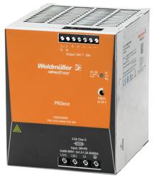 Weidmüller - WEİDMÜLLER PRO ECO 480W 3X400VAC 24VDC 20A GÜÇ KAYNAĞI SWITCH-MODE 24VDC 4050118275742