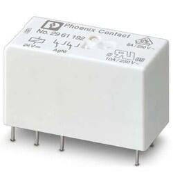 Phoenix Contact - PHOENİX CONTACT TEK RÖLE REL-MR- 24DC/21-21 2961192 4017918158019