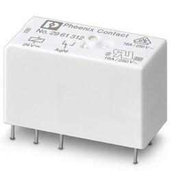 Phoenix Contact - PHOENİX CONTACT TEK RÖLE REL-MR- 24DC/21HC 2961312 4017918187576