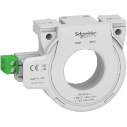 Schneider Electric - SCHNEİDER ELECTRİC REZİDÜEL AKIM KORUMA TA İÇİN KAPALI TOROİD ÇAP 30 MM 3303430504375