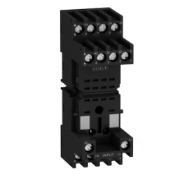 Schneider Electric - SCHNEİDER ELECTRİC RXM 2 VE 4 KUTUP RÖLE SOKETİ 3389119404259