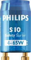 Philips - STARTER S10 4-65W SIN 220-240V BLUE LIS/12X25 8727900886498