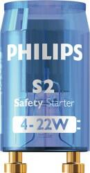 Philips - S2 4-22W SER 220-240V BL LIS/12X25CT 872790088644300
