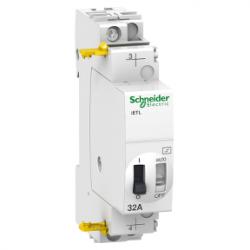 Schneider Electric - SCHNEİDER ELECTRİC 1X32A 230VAC/110VDC GENİŞLEME KONTAK BLOĞU 3606480092039