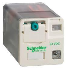 Schneider Electric - SCHNEİDER ELECTRİC EVRENSEL TAKILABİLİR RÖLE ZELİO RUM 2 K/A 230 V AC 10 A 3389119402668