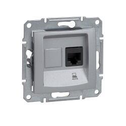 Schneider Electric - SEDNA 1XRJ45 CAT5E-UTP ALÜMİNYUM 8690495035636