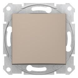 Schneider Electric - SCHNEİDER ELECTRİC SEDNA ANAHTAR TİTANYUM 8690495032369