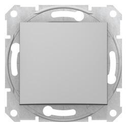 Schneider Electric - SEDNA LİGHT BUTONU ALÜMİNYUM 8690495032864