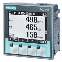 Siemens - SİEMENS SENTRON ÖLÇÜ ALETİ PAC3100 4011209835238
