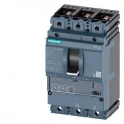 Siemens - SENTRON SERİSİ KOMPAKT TİP GÜÇ ŞALTERİ;3VA21,55KA,160 A,ETU320, LI KORUMALI,3 KUTUPLU