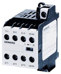 Siemens - SİEMENS 3TG1010-0AL2 4KW 8.4A 230/220V AC 4NO MİNİ KONTAKTÖR 4011209045040