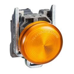 Schneider Electric - SİNYAL LAMBASI SARI 230V AC LEDLİ 3389110892024