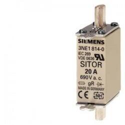 Siemens - SITOR HIZLI SİGORTA 690V AC gR/gS 25A BOY:000