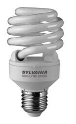 Sylvania - SYLVANIA 23W 6500K BEYAZ RENK ENERJİ TASARRUFLU AMPUL (10 ADET)