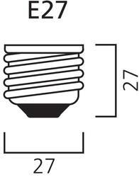 SYLVANİA TOLEDO 8.5W 806LM LED AMPUL (BEYAZ) 6500 E27 (10 ADET) - Thumbnail