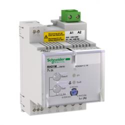 Schneider Electric - SCHNEİDER ELECTRİC TOPRAK KAÇAĞI RÖLESİ RH21M 300 MA 0,06 SN 240 V 3303430561637