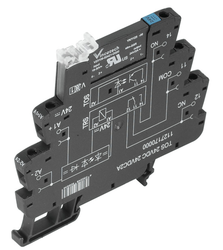 Weidmüller - WEİDMÜLLER TOS 24VDC 24VDC2A TERMSERIES, SOLİD-STATE RELAİS, 1 NO CONTACT (MOS-FET) 4032248908936