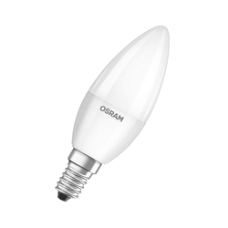 Osram - LED VALUE 5W/827 LED AMPUL SARI IŞIK CLB40 E14 DUYLU LÜMEN 4052899326453