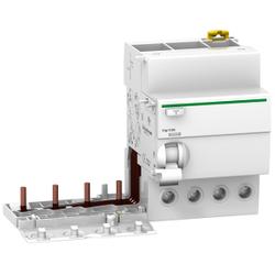 Schneider Electric - SCHNEİDER ELECTRİC VİGİ İC60 TOPRAK KAÇAĞI EKLENTİ BLOĞU 4P 63A 300MA AC TİP 3606480087455