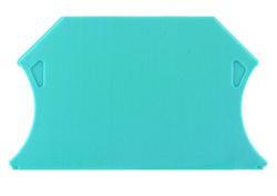 Weidmüller - WEİDMÜLLER MAVİ NİHAYET PLAKASI WAP2.5-10 4008190136611