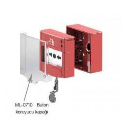 Mavigard - MAVİGARD YANGIN BUTON KORUYUCU KAPAK ML-0710