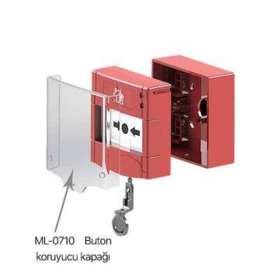 MAVİGARD YANGIN BUTON KORUYUCU KAPAK ML-0710